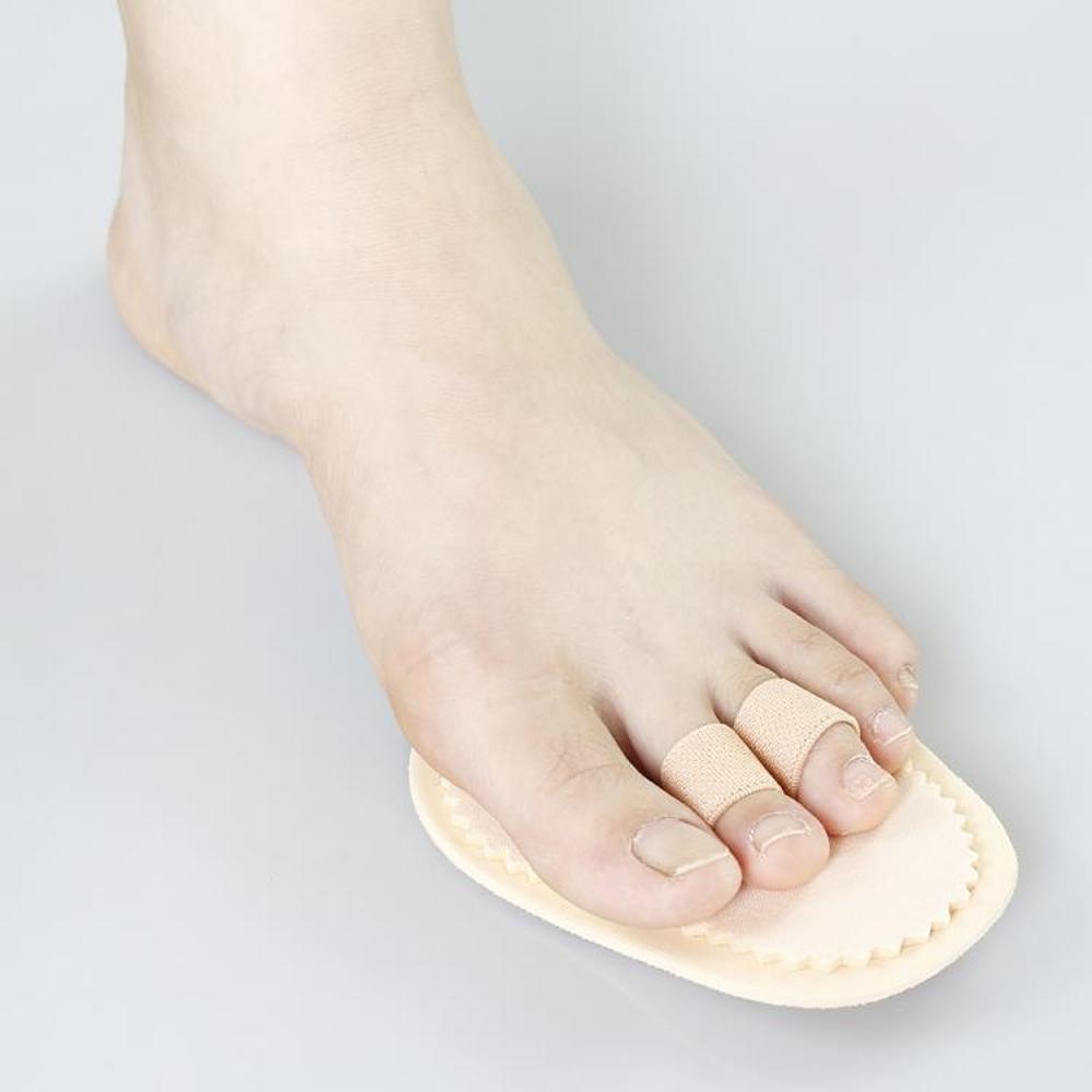 分趾器 成人兒童拇外翻矯正器重疊腳趾分趾器錘狀指分離器彎曲變形矯正墊 免運小宅女 聖誕節禮物