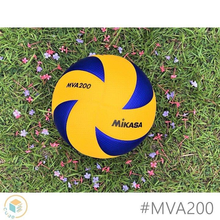 CUBESTORE|MIKASA MVA200 排球 超纖皮排球 皮球 #5