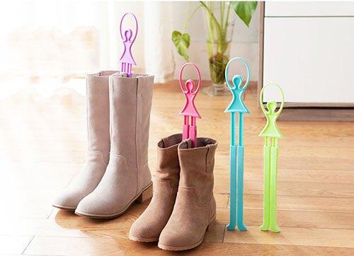 簡易長靴鞋撐 撐鞋器 撐靴器 實用撐鞋器