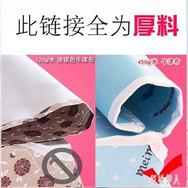 洗衣機罩防水防曬套隔熱全自動上開通用波輪布藝拉鏈8公斤 PA3008  聖誕節禮物