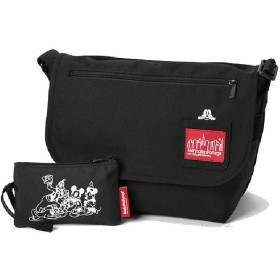 [Manhattan Portage] Casual Messenger Bag JR Mickey Mouse Collection MP1606JRMIC19 (ワンサイズ)