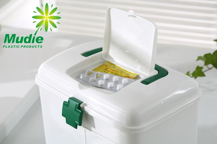 家庭用大號藥箱家用多層塑料醫藥箱急救箱藥品收納箱保健箱  秋冬新品特惠