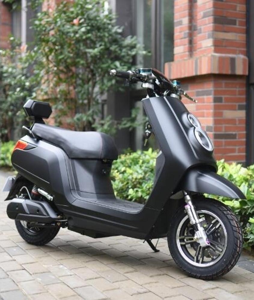 電動機車 6072鋰電池小龜王N2電動車 男女電動踏板車 JD coco衣巷 聖誕節禮物