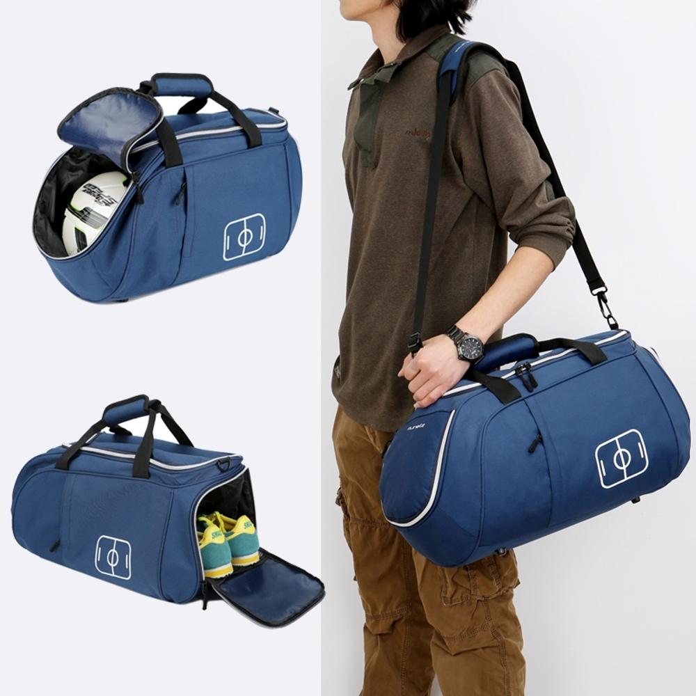 健身包運動包男女鞋位足球包訓練包籃球包單肩包斜挎手提包旅行包WD   夏洛特居家名品