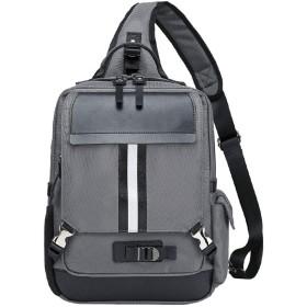 レトロメッセンジャーバッグ、ユニセックスクロスボディ、メンズファッションシンプルな大容量ショルダーバッグワイルドカジュアルクロスボディバッグ