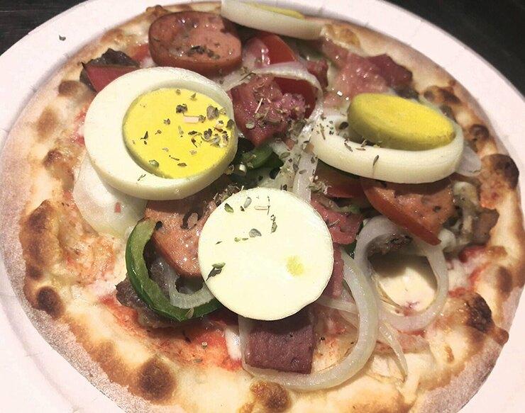 披薩 Classic Pizza Specialty 森巴 口味 6吋 巴西料理 手工製作(冷凍)