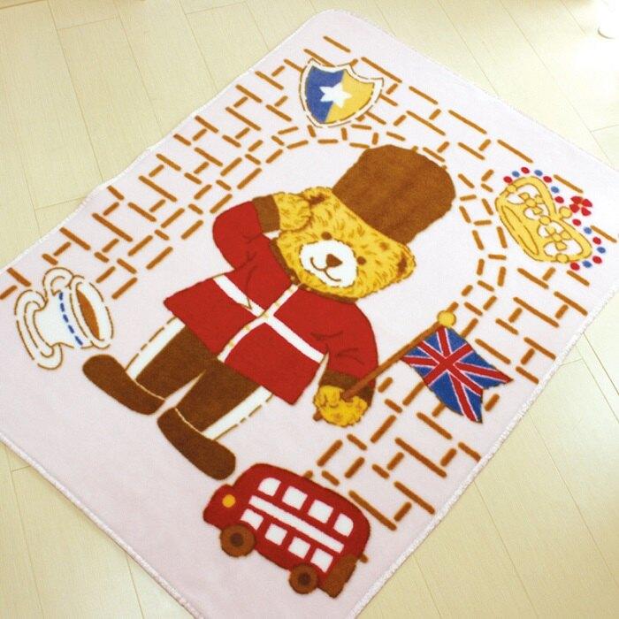 東京西川 英倫熊童毯