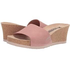 [メフィスト] レディースヒール・パンプス・靴 Lise Old Pink Nubuck (28cm) B - Medium [並行輸入品]