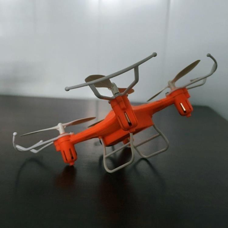 迷你四軸飛行器口袋耐摔無人機小型飛碟兒童遙控飛機玩具直升微型