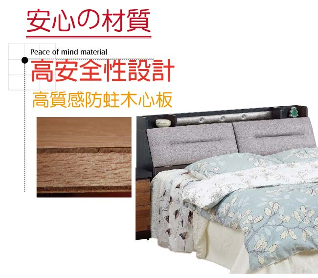 【綠家居】邁斯里 時尚5尺貓抓皮革雙人床頭箱(二色可選+不含床底)