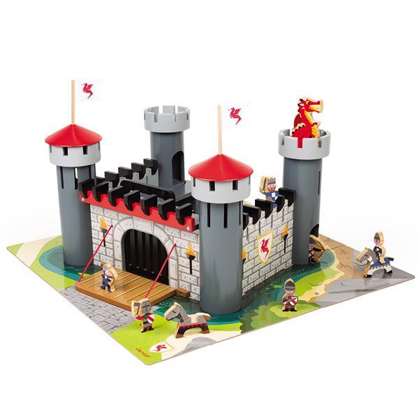 Janod  故事幻想系列 城堡大作戰