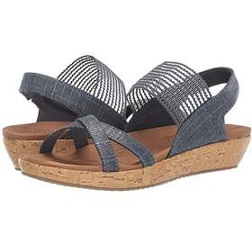 [スケッチャーズ] レディースサンダル・靴 Brie Dawdle Navy (26.5cm) M [並行輸入品]