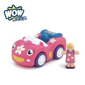 《英國 WOW toys》競速小妞 黛絲 東喬精品百貨