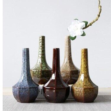 花瓶 小花瓶陶瓷擺件客廳小清新干花插花北歐簡約白瓷滿天星家居裝飾品 伊卡莱生活館  聖誕節禮物