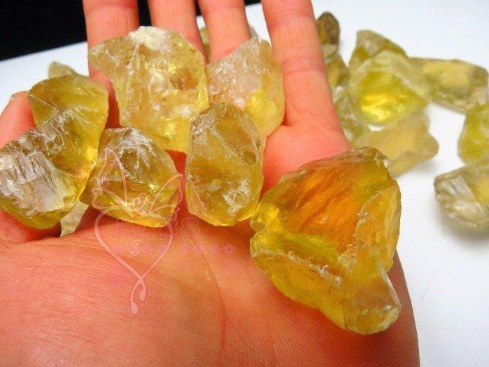 黃水晶原石 黃水晶塊原石 黃水晶晶簇 雕刻料擺件