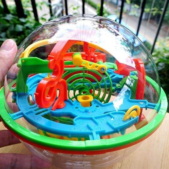 益智類迷宮球 兒童注意力專注力訓練  聖誕節禮物