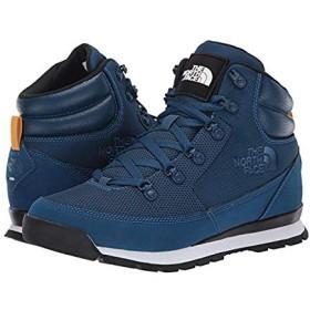 [ザノースフェイス] メンズブーツ・靴 Back-To-Berkeley Remtlz Mesh Poseidon/TNF Black (28cm) D - Medium [並行輸入品]