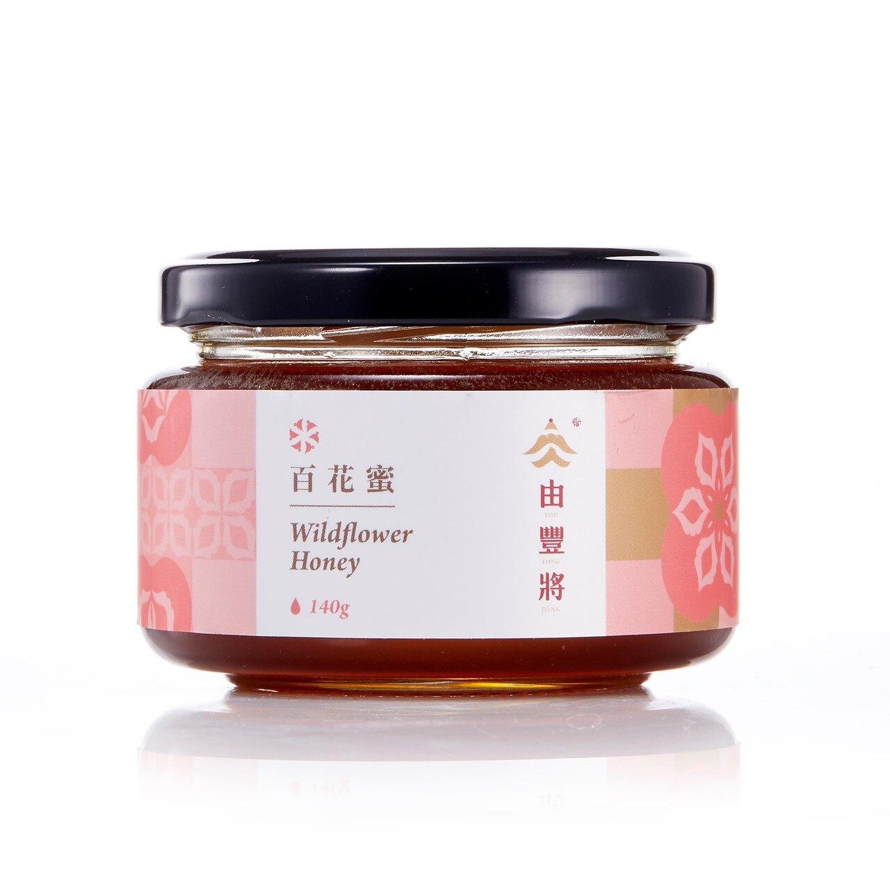 【由豐將】100%台灣蜂蜜-鳥啾啾花香香的百花蜜