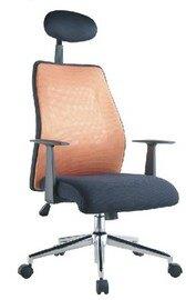 CP-828TS 透氣網椅-電鍍腳 辦公椅/ 張