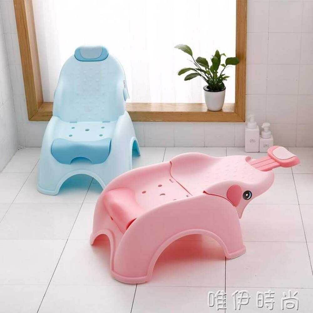 洗頭椅 可折疊兒童洗頭躺椅洗頭神器洗髮床寶寶小孩幼兒加大號家用通用椅 唯伊時尚