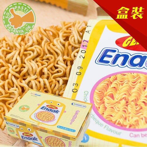 韓國 Enaak 小雞點心麵 隨手包 香脆點心麵 點心脆麵 小雞麵 點心麵(30包入/盒裝) 480g 【AN SHOP】