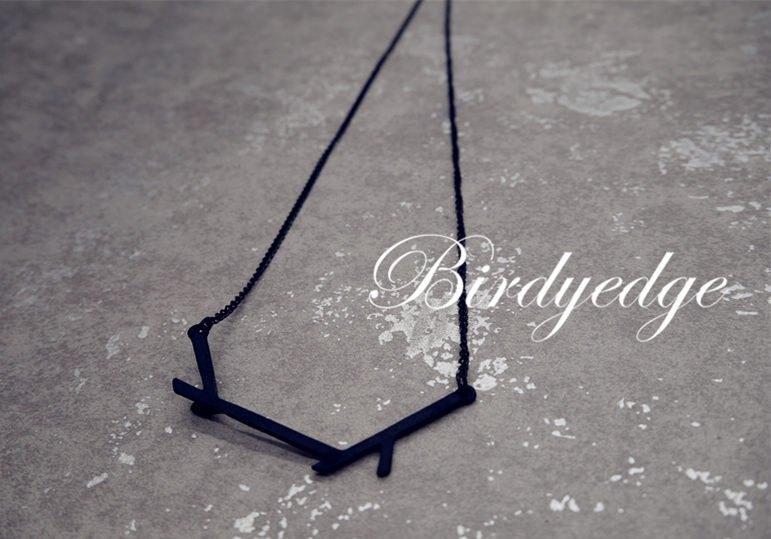 【BIRDYEDGE】 樹枝 文藝 復古 項鍊 男  項鍊 男女 項鍊