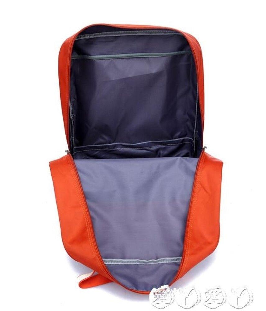 拉桿包 旅行包拉桿包女行李包袋短途旅游出差包大容量輕便手提拉桿登機包 愛丫愛丫 聖誕節禮物
