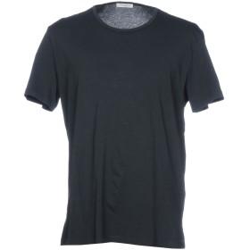 《セール開催中》PAOLO PECORA メンズ T シャツ ブラック S コットン 100%
