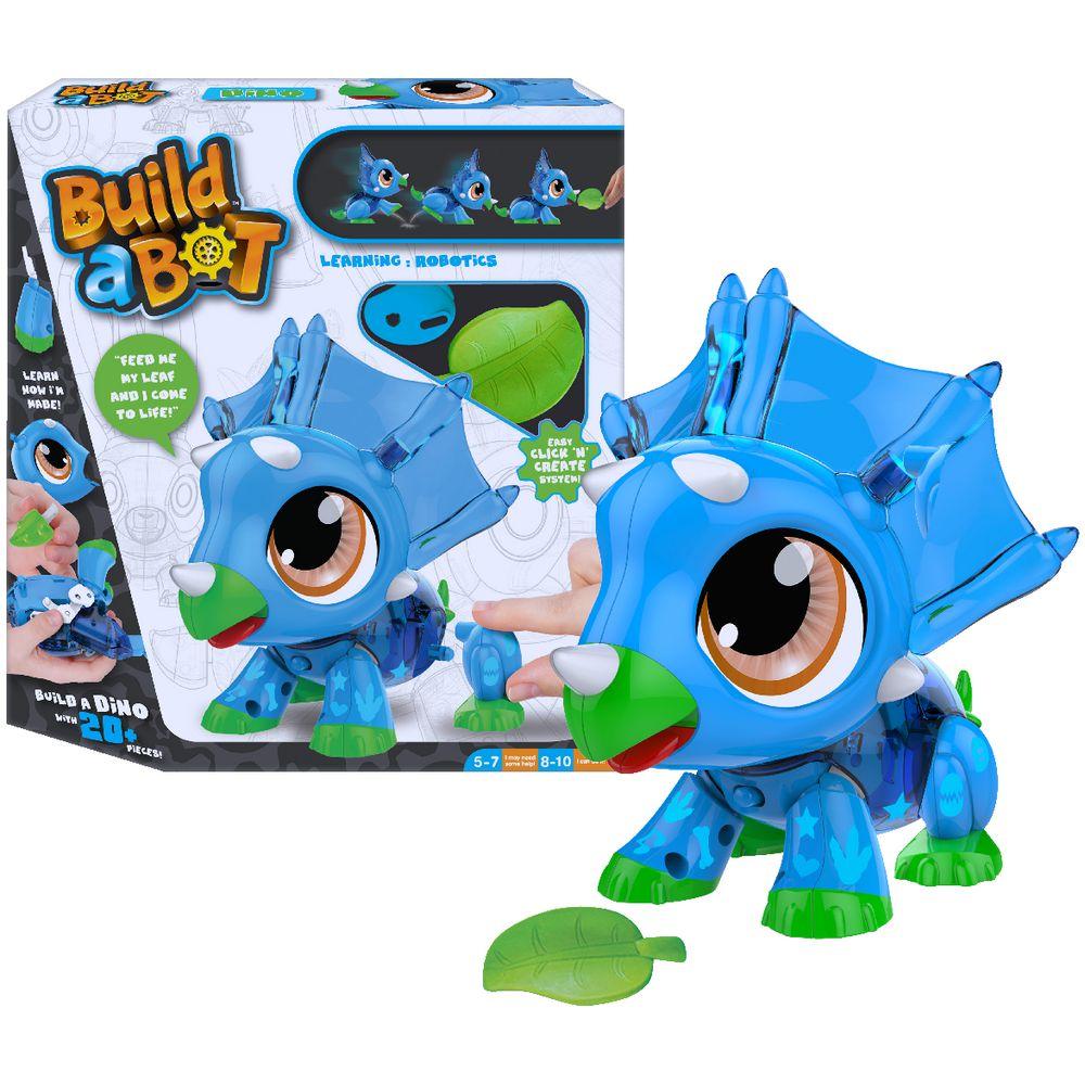 【P&P GAMES】可愛機甲獸 Build a Bot-三角龍 BB16450