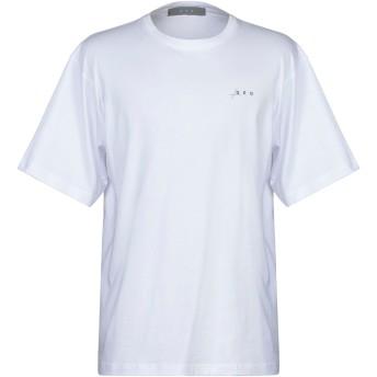 《セール開催中》GEO メンズ T シャツ ホワイト S コットン 100%