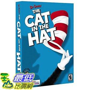 [106美國暢銷兒童軟體] Cat in the Hat - PC