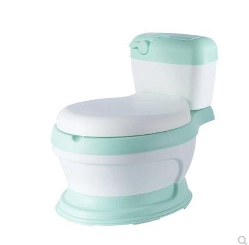 兒童馬桶坐便器男女寶寶仿真小馬桶加高加大號嬰幼兒便尿盆LX