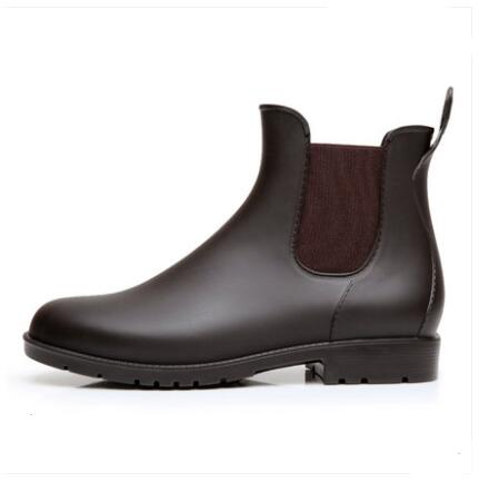 雨鞋女短筒雨靴防水套鞋韓國可愛膠鞋防滑時尚款外穿切爾西水鞋