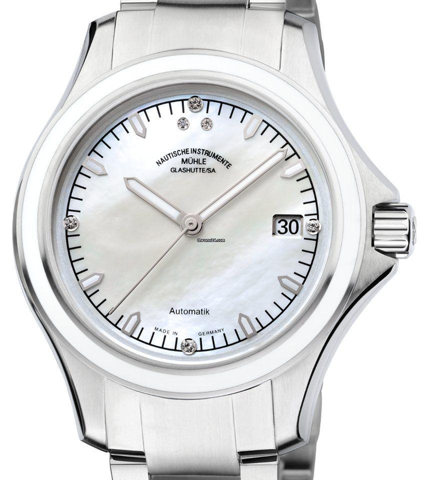 ★德國高級腕錶品牌★格拉蘇蒂-莫勒Muehle-Glashuette Classical-M1-42-25-NB-錶現精品-原廠正貨