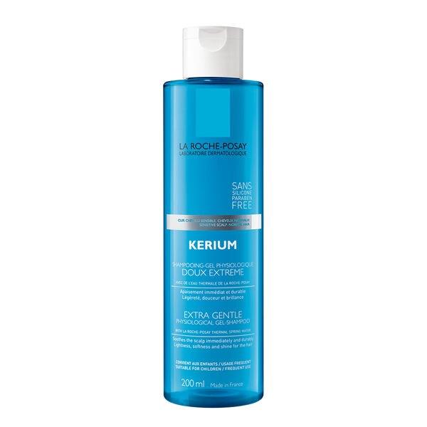 理膚寶水 敏感性頭皮溫和洗髮露 200ml【德芳保健藥妝】