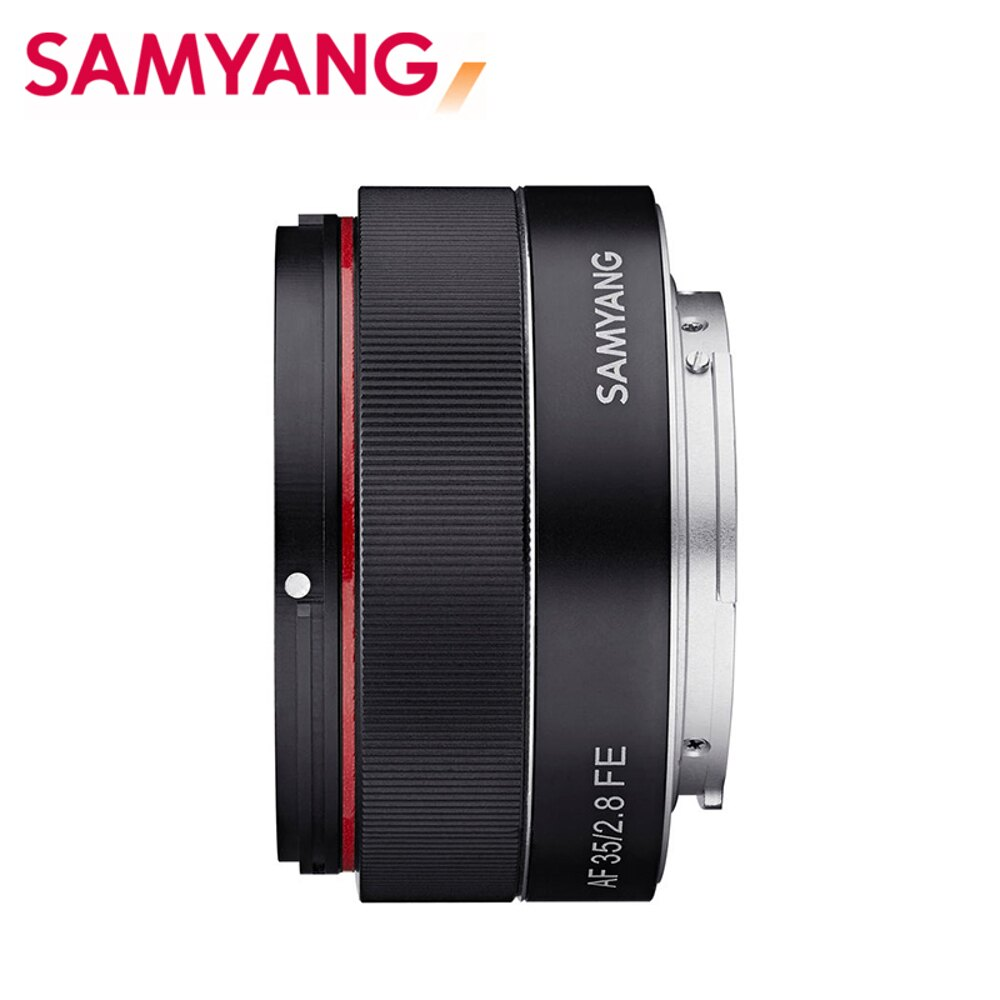 全店快閃領券95折  SAMYANG 三陽 AF 35mm F2.8 自動對焦 鏡頭 全片幅 Sony FE E-Mount 正成公司貨 一年保固 SYCAF3528-SFE