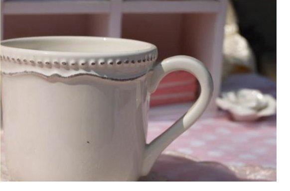 米色做舊陶瓷水杯 馬克杯 茶杯 口杯 杯子咖啡杯 奶杯 經典做舊杯