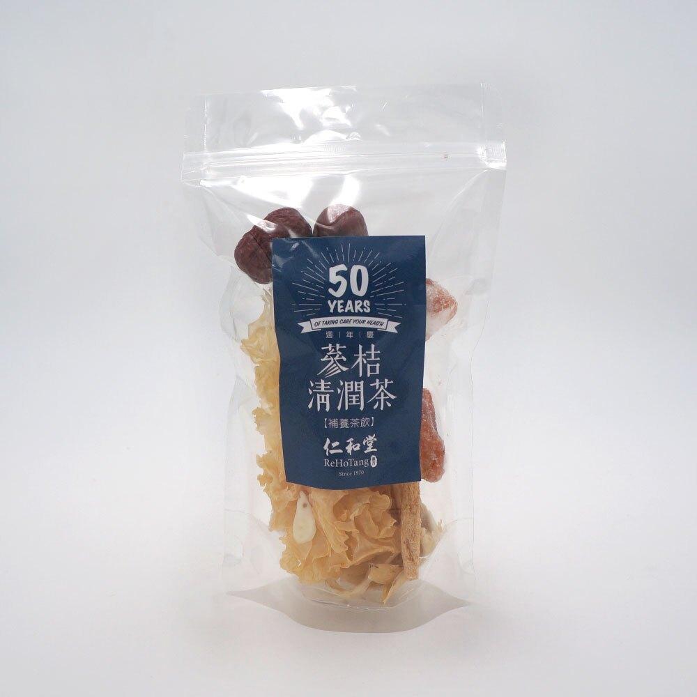 蔘桔清潤茶(100g)/ 調節生理機能/ 維持身體健康