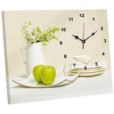 免運 現代客廳餐廳裝飾畫免打孔簡約電表箱掛畫創意鐘表壁畫?廳畫掛鐘