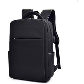 ビジネスリュックメンズ 15.6インチ PC ビジネス ラップトップバック 大容量 防水 盗難防止 USB充電機能付き 旅行&ビジネスバッグ