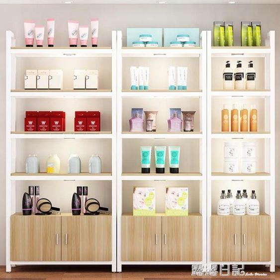 貨櫃貨架化妝品展示櫃飾品玩具鞋樣品展示架置物架產品陳列櫃展櫃