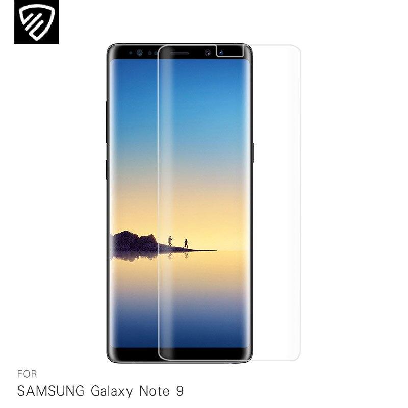 買就送UV燈~強尼拍賣~光學盾 SAMSUNG Galaxy Note 9 / Note 8 UV 光學全膠鋼化膜