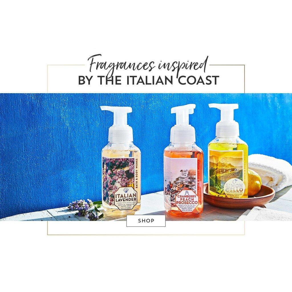 【BBW】法國薰衣草/奶油奢華洗手液FRENCH LAVENDER Bath & Body Works