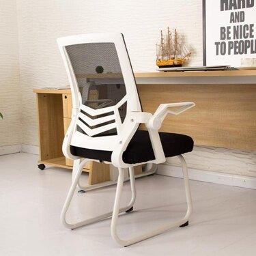 椅中人電腦椅家用現代簡約辦公椅書房臥室宿舍升降旋轉椅子寫字椅  聖誕節禮物