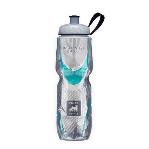 【美國代購】Polar Bottle絕緣水瓶 -100%無BPA自行車和運動水壺 24盎司
