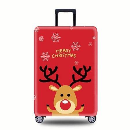 行李箱套保護套28寸拉桿箱箱套20寸26寸旅行箱套保護套罩彈力耐磨 樂活生活館 聖誕節禮物