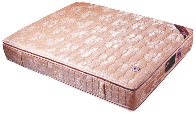 米詩蘭名床系列~4A獨立筒護背雙人床