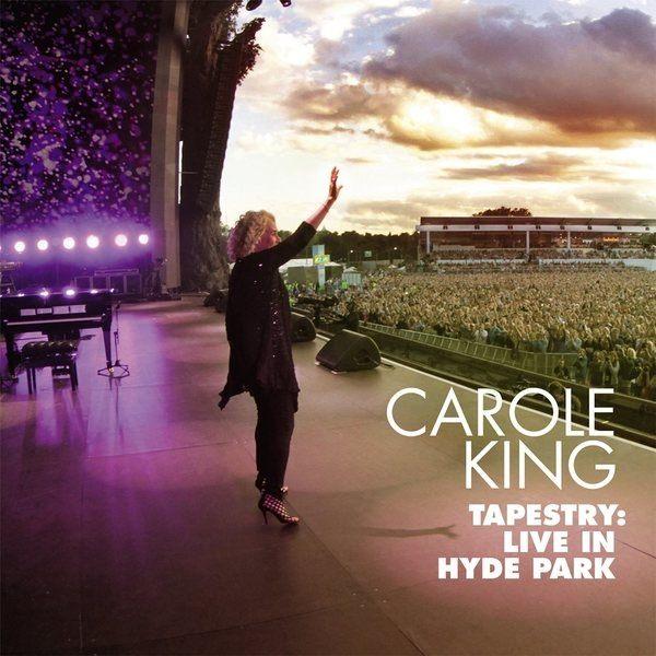 【停看聽音響唱片】【黑膠LP】Carole King / Tapestry:生活在海德公園(180g 2LP)