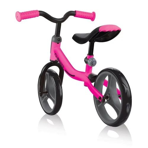 Globber 哥輪步 Go-Bike 平衡車-粉紅★愛兒麗婦幼用品★