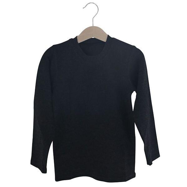 米諾娃 MINERVA  保暖發熱衣 黑色 (0-6號) 全館滿5千贈星寶貝防曬乳效期至21年11月